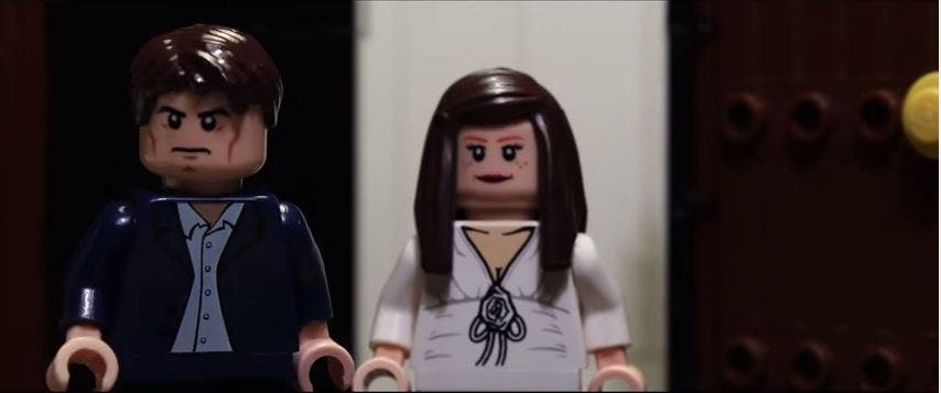 Watch this LEGO Fifty Shades of Grey Trailer