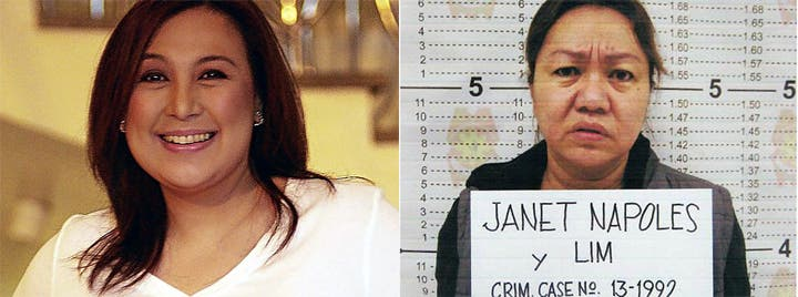 Will Sharon Play Janet Napoles in Comeback Movie