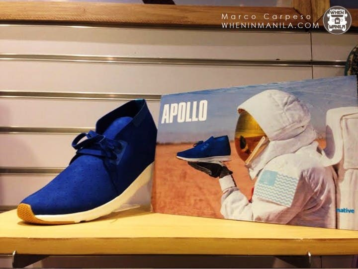 Step in to the future with Native's Apollo