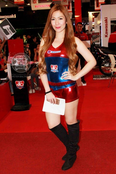 28 Jhaniene Kawamura Hottest Filipina Girls at the Philippine Inside Racing Bike Fest and Trade Show (1)