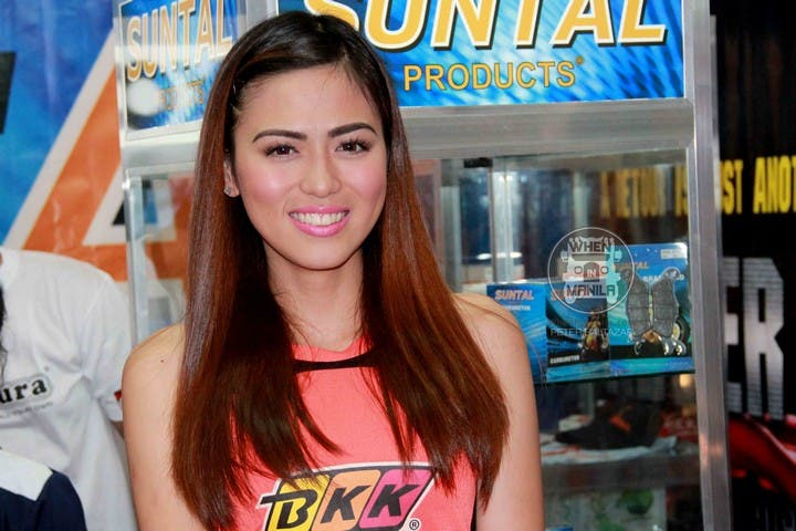 29 Arianne Bautista Hottest Filipina Girls at the Philippine Inside Racing Bike Fest and Trade Show (1)