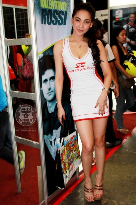 30 Jannie Alipo-on Hottest Filipina Girls at the Philippine Inside Racing Bike Fest and Trade Show (1)