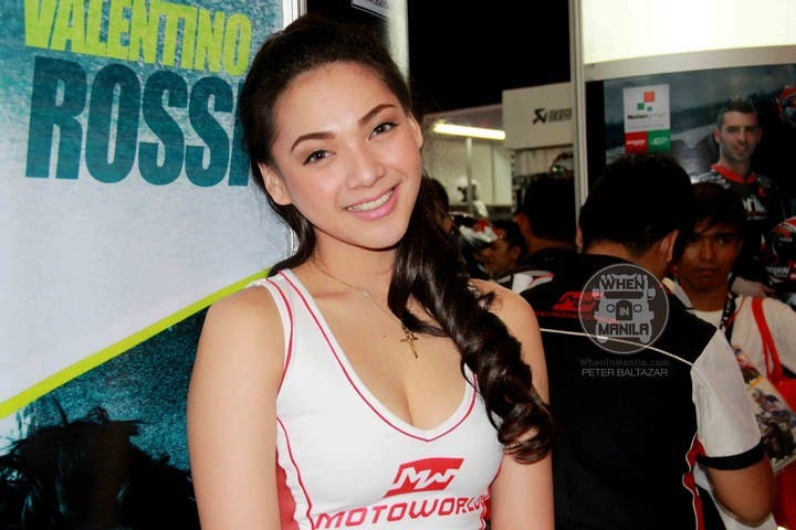 30 Jannie Alipo-on Hottest Filipina Girls at the Philippine Inside Racing Bike Fest and Trade Show (2)