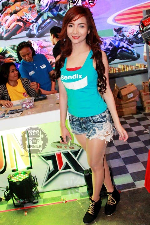 31 Kim Echano Hottest Filipina Girls at the Philippine Inside Racing Bike Fest and Trade Show (2)