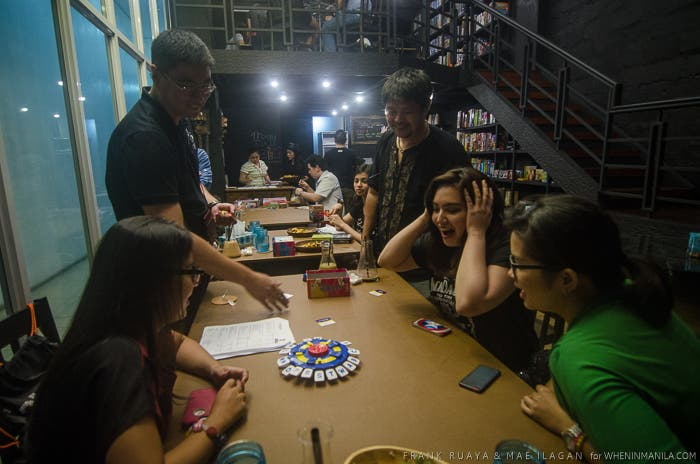 Dyce n Dyne When in Manila Board Games Frank Ruaya Mae Ilagan-78