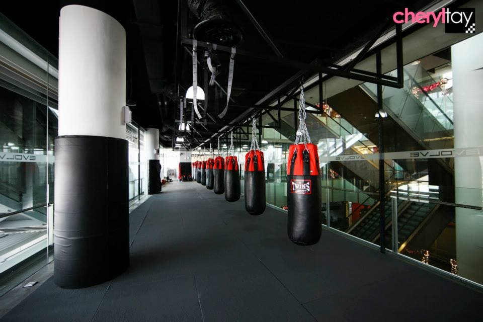 EVOLVE Mixed Martial Arts  Singapore Orchard Central When In Manila CharlesAngel (4)