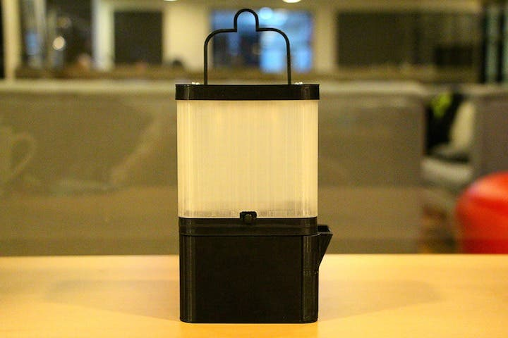 Filipina Invents Lamp that Uses Salt and Water 3