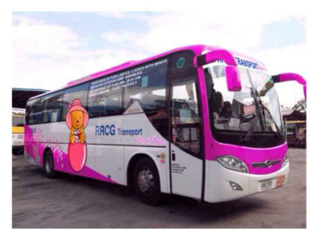LTFRB Pink Bus (1) - featured