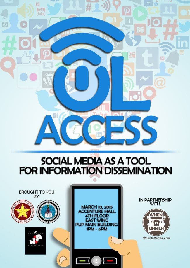 OL ACCESS - POSTER 650px
