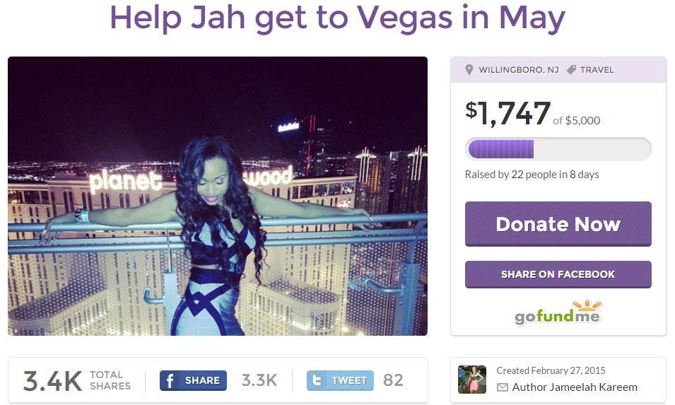 Woman Used Crowdfunding To See the Pacquiao-Mayweather Fight Live