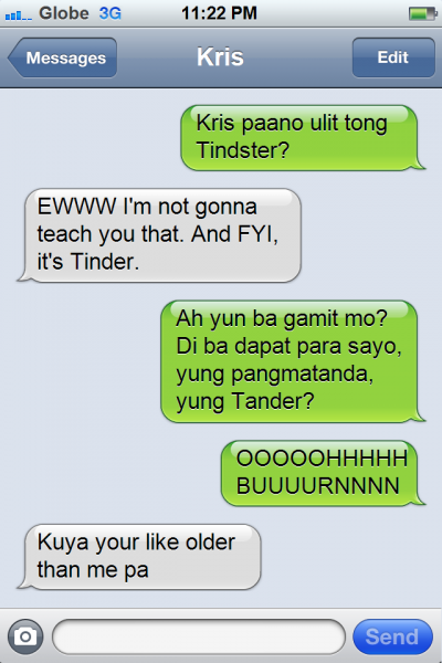Pnoy Text 9