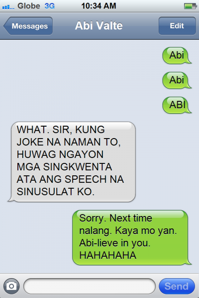 PNoy Text 2