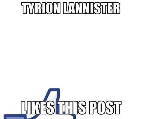 tyrion lanister likes