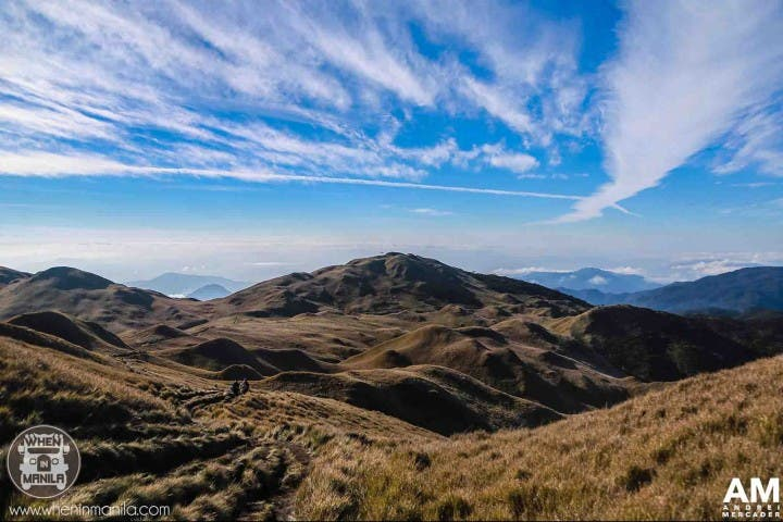 Mount Pulag, Benguet Province, Hiking, Camping, Trekking, Mountaineering, Sea of Clouds, Mount Pulag Summit, Arcobaleno Trail Tours,