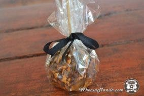 Caramel Apples by The Bad Apple