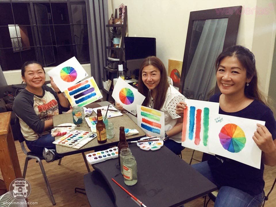 Learn Watercolor Painting this Summer