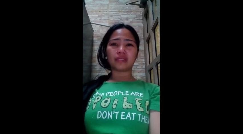 Filipina Maid Allegedly Abused Abroad Rescued Because of Facebook Post