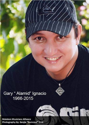 Former Alamid Vocalist Passed Away