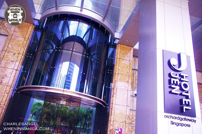 HOTEL JEN ORCHARD GATEWAY SINGAPORE REVIEW WICKERMOSS WHERE TO STAY IN SINGAPORE HOTEL REVIEW 125 WHEN IN MANILA WHENINMANILA CHARLESANGEL