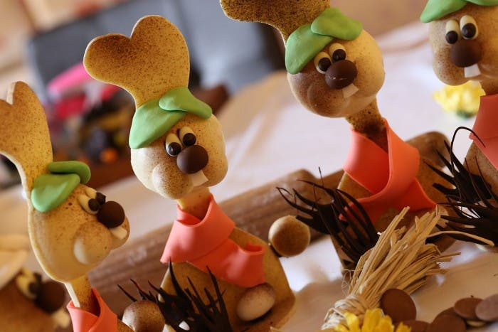 Hippity Hoppity here comes an egg-stra special Easter Celebration at Marriott Manila.