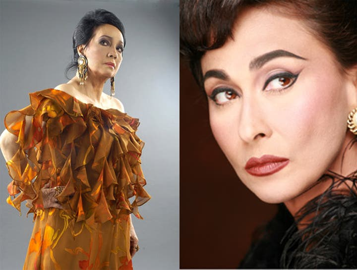 How to Be a Diva Like Celia Rodriguez and Cherie Gil