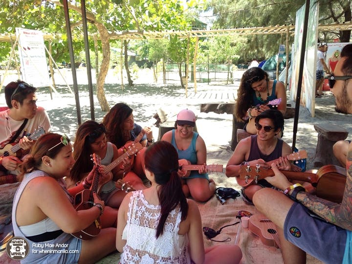 Summer Siren Festival 2015: Glamping with Lifestyle Network