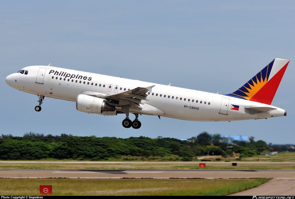 PAL Included as One of the 'Most Dependable Airlines in the World'