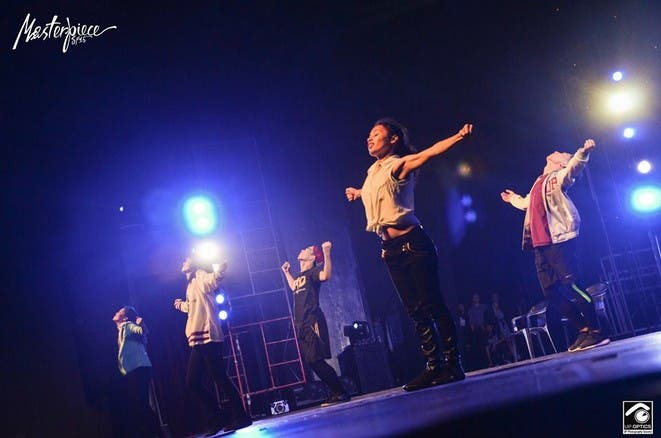 Street Fuzion 15: Masterpiece, The UP Streetdance Club Story