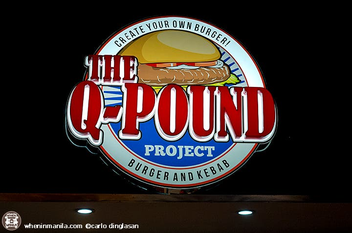 The Q Pound Project 1