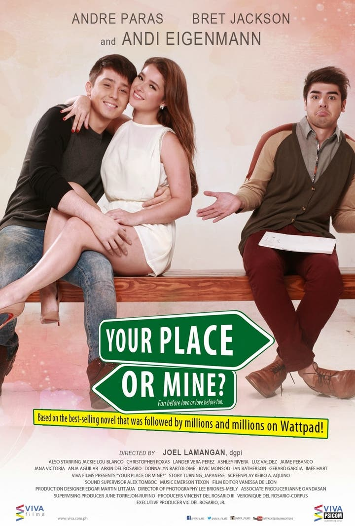 Your Place or Mine 5