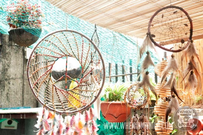indie green culture dreamland arts and crafts cafe lipa city batangas dream catcher (1)