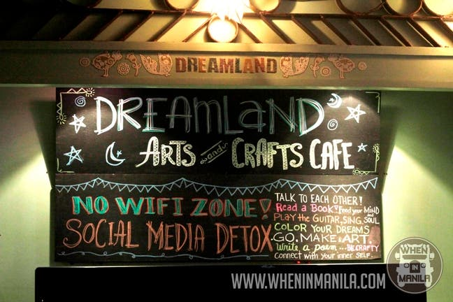 indie green culture dreamland arts and crafts cafe lipa city batangas  interior design 10
