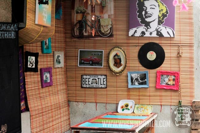 indie green culture dreamland arts and crafts cafe lipa city batangas  interior design (2)