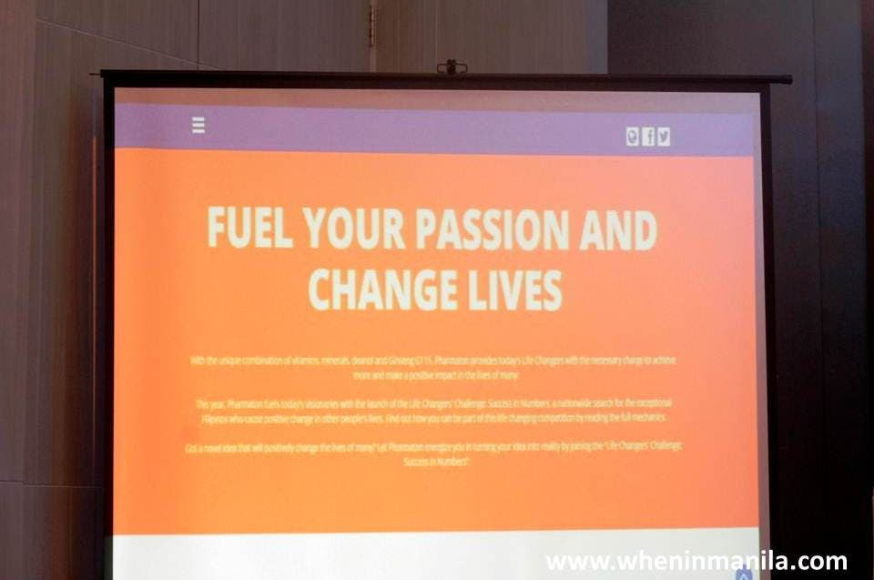 pharmaton life changers challenge success in numbers (3)