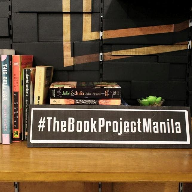 the book project manila local edition