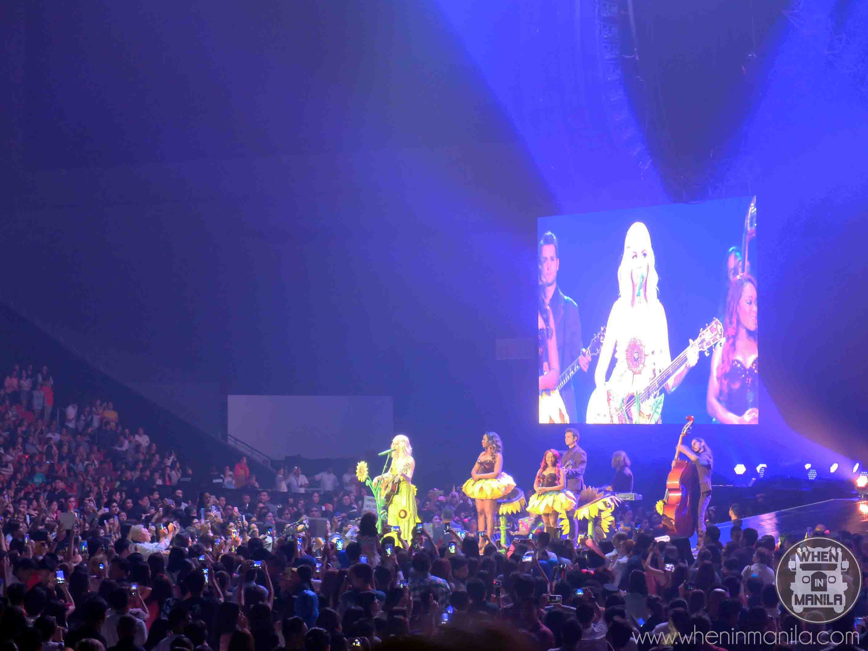 katy perry, katy perry prismatic world tour, prism, katy perry live in manila, philippine arena