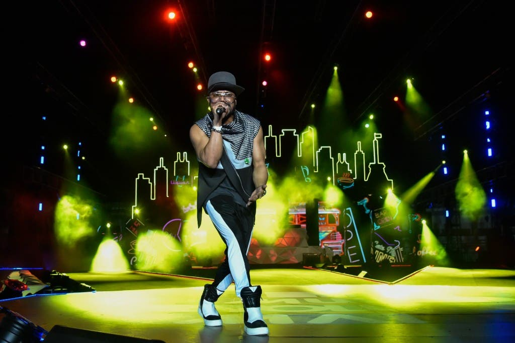 Apl.de.ap performing at MTV Music Evolution 2015 on 17 May Pic 7 (Credit - MTV Asia & Kristian Dowling)