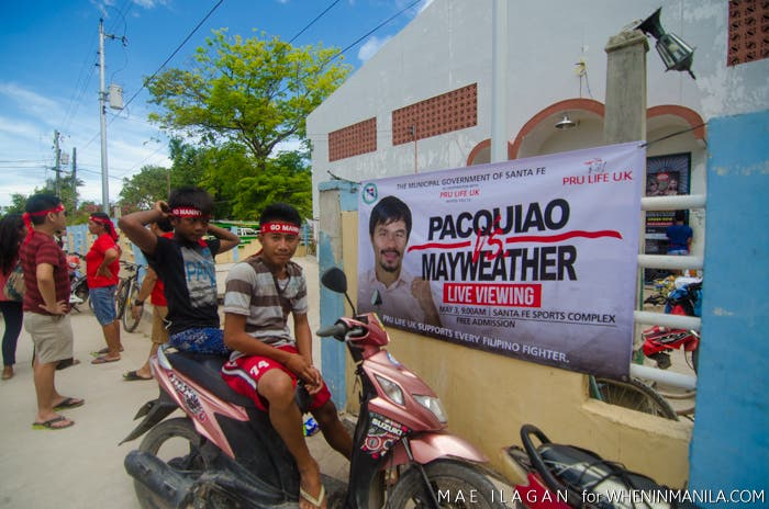 Bantayan Island Cebu PRU LIFE UK Manny Pacquiao When In Manila Mae Ilagan Match (7 of 34)