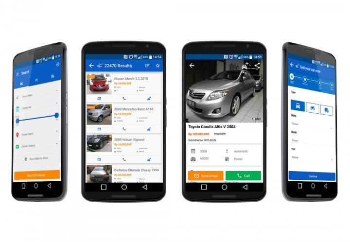 Car Shopping App >> Carmudi Easy Car Shopping Right At Your Fingertips When