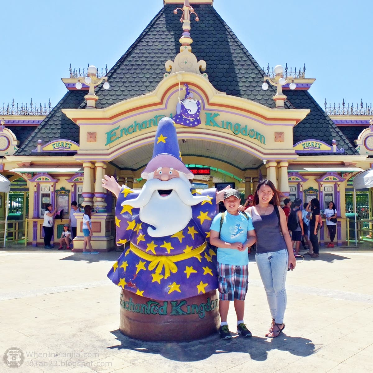 enchanted kingdom Enchanted kingdom 504 reviews #2 of 12 things to do in santa  ask ma  charmaine s about enchanted kingdom thank ma charmaine s this review is  the.
