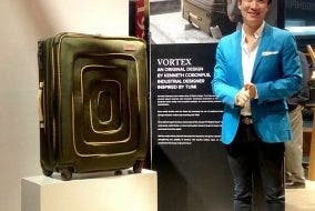 TUMI: Celebrating 40 Years of World-Class Exploration with Kenneth Cobonpue