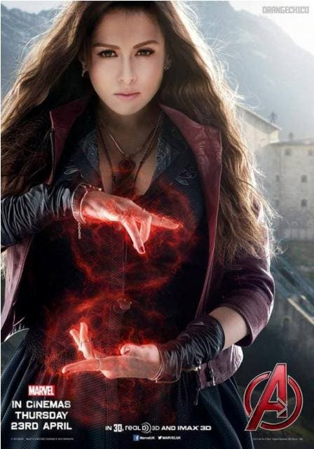Pinoy Scarlet Witch
