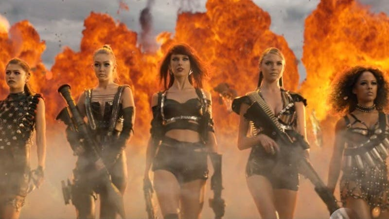Taylor Swift Bad Blood (1)
