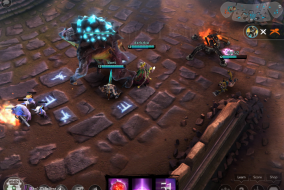 Vainglory: The Best Multiplayer Online Battle Arena on iPad