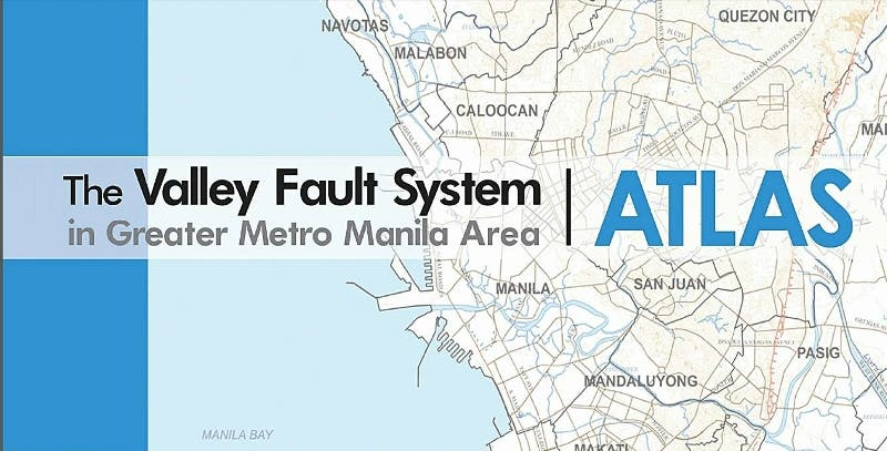 Valley Fault System Atlas