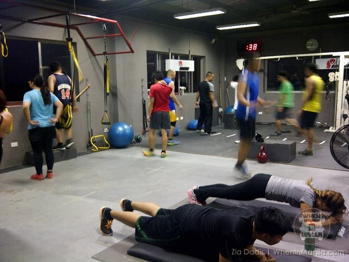 Ringside Fitness Alabang