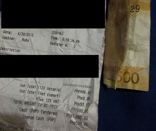 Why You Should Always Check Your Receipt at Gas Stations