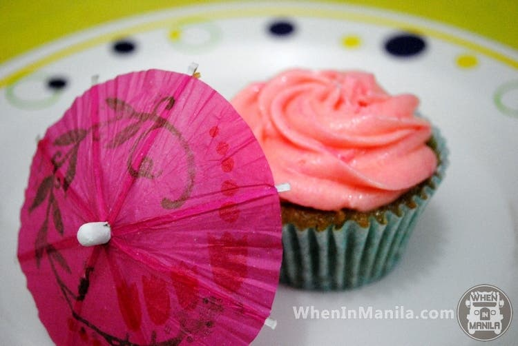 Cake Shots GuiltFree AlcoholLaced Cupcakes When In Manila