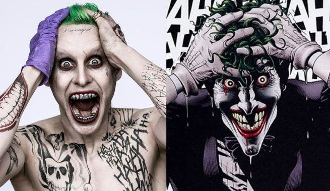8 Comic Book Characters We Cannot Wait to See on the Big Screen Jared Leto Joker