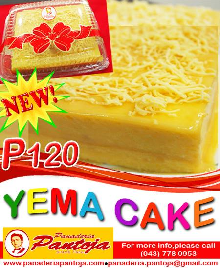 Remilly S Yema Cake Branches